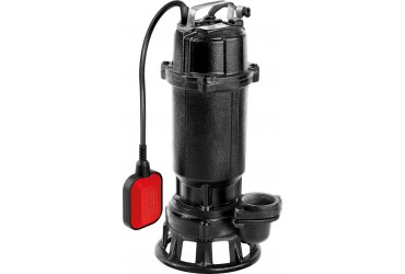 DIRTY WATER SUBMERSIBLE PUMP WITH CUTTING SYSTEM 750W