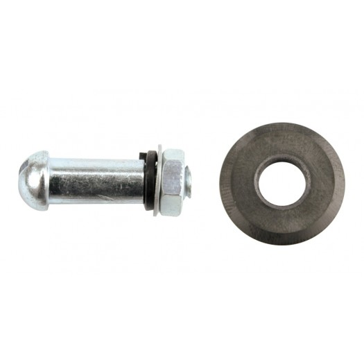 SPARE TILE CUTTING WHEEL WITH BOLT 15X6X1,5 MM