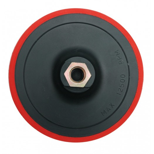 RUBBER DISC FOR ANGLE GRINDER