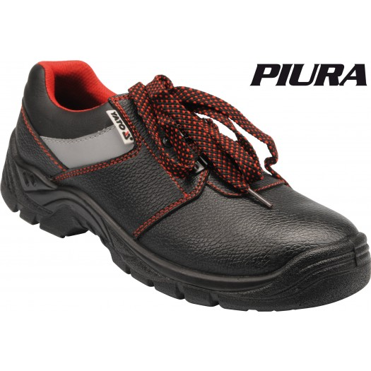 Low-cut safety shoes